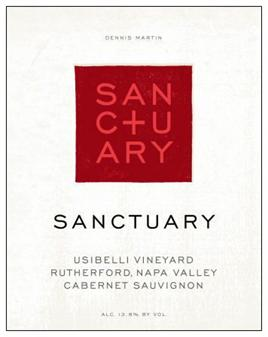 Sanctuary Estates Cabernet Sauvignon Usibelli Vineyard